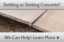 Concrete Lifting and Leveling